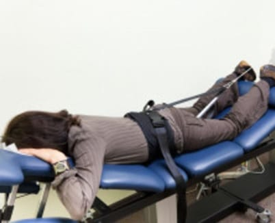 Spinal Decompression Therapy for Pinched Nerve